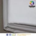 Breite Musselin grauen Stoff Baumwolle Stoff Textil