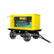 200KW DIESEL MOBILE GENSET SERIES