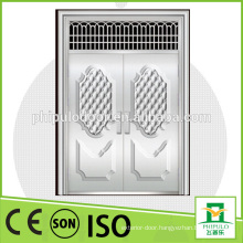 Hot sale high quality luxury design stainless steel main door