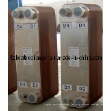 Gelötete Plattenwärmetauscher für Wasserkühlung