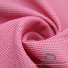 Water & Wind-Resistant Down Jacket Tejido Dobby DOT Jacquard 49% Poliéster 51% Nylon Tejido Blend-Tejido Intertexture (H008)