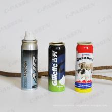 Aluminum Mist Sprayer Bottle for Industrial Aerosol Packing (PPC-AAC-038)