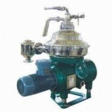 Diskzentrifuge Separator für pflanzliche oder tierische Öle