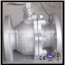 Válvula de esfera Pn25 Dn100 Wcb / GS-C25