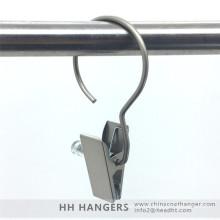 Оптовые продажи плоский металлический мини / очередной клип Luandry вешалка для сапоги