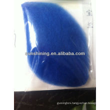 polyester dope dyed staple fiber 1.4D*38MM borland color