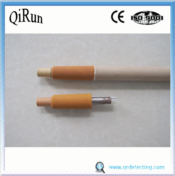 Oxygen Sensor for Molten Metal