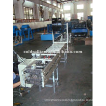Machine de fabrication de tubes carrés