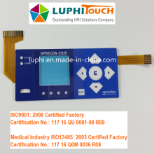 Wholesale Price for FPC Circuit Membrane Switches,Buttons FPC Circuit Switch, FPC Circuit Electric Membrane Switch Manufacturer in China SPRECON-EDIR Protection Device Tactile FPC Membrane Switch export to Netherlands Suppliers