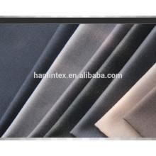 Tecido de vestuário de poliéster / viscose para suirt TR80 / 20 24X32 100X96 150CM