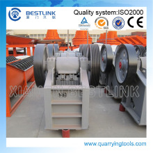Stone Jaw Crusher&Jaw Breaker PE200*300mm and PE500*750mm