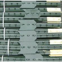 Poste de clôture recouvert de PVC, poteau Y, piquet, potelet à queue de Swallowtail