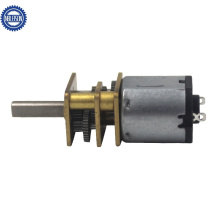 Micro DC Gear Motor N10agb 6V 12V Low Speed for Door Lock Can Add Encoder