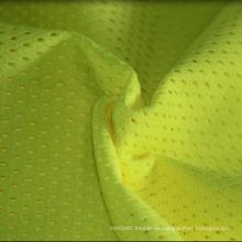Polyester-Mesh-Gewebe für reflektierende Sicherheit / Jersey-Kleidung