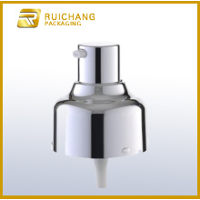 Cosmetic lotion pump for bottle