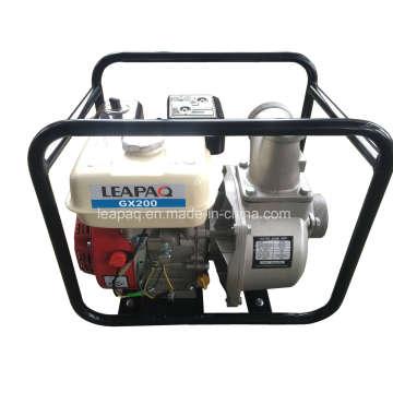 6.5HP Bomba de agua de gasolina de 3 pulgadas