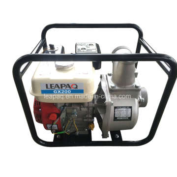 Bomba de água de gasolina de 6.5HP 3 polegadas