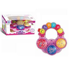 Ensemble de jouets à tambour actionné par batterie (H9258025)