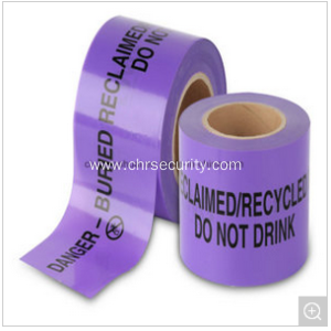 Bright Color Warning Tape