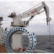 Großer Durchmesser Schwenkring für Offshore Kran (1787 / 2650G2)