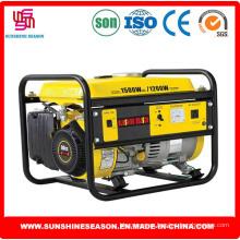 Generadores gasolina portátiles (SG1500) uso al aire libre