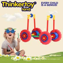 Детские обучающие продукты, Экологичные игрушки, Мини-игрушка для автомобиля