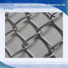 Clôture de liaison en chaîne en acier inoxydable