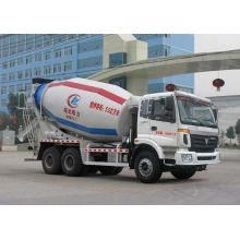 Foton 5cbm mini concrete agitator barrel for sale