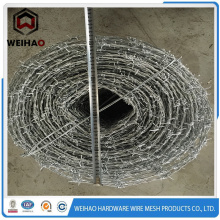 10 Gauge Galvanized Steel Barbed Wire