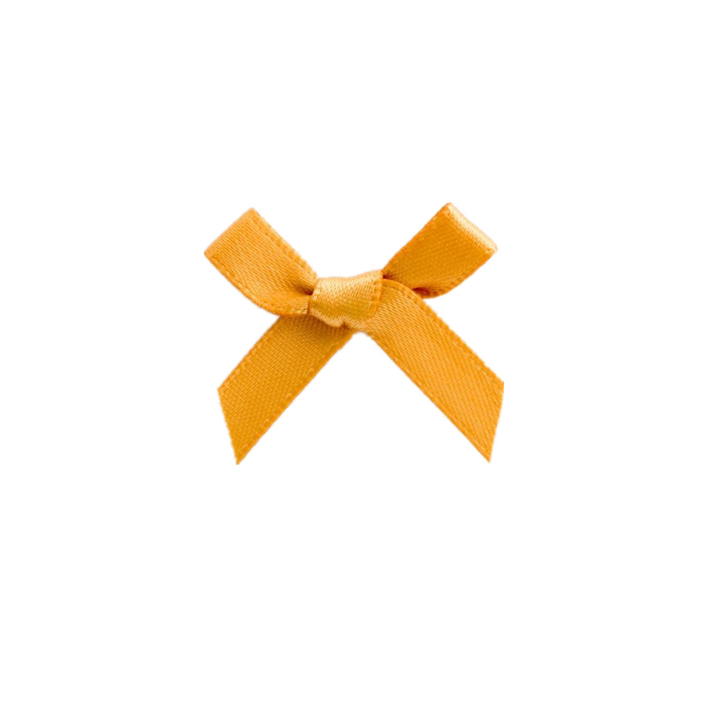 Ribbon Bow yellow