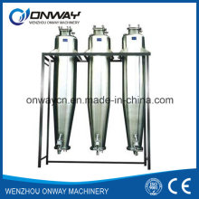 Tq High Efficient Factory Price Energy Saving Factory Price Solvant Machine d'extraction à base de plantes Machine Percolator Pipe