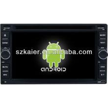 leitor de dvd do carro para o sistema Android Universal 3