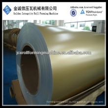 SGCC Bobina de acero galvanizado