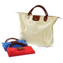 600d Polyester Folding Bag (HBFB-16)