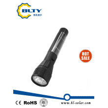 Rechargeable Solar LED Flash Light