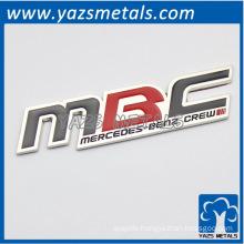 MBC latters car logo