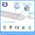 2015 UL cUL DLC TUV CE led tube 18w 130lm/w CRI>83 2340lm