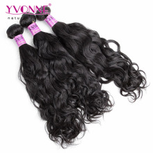 Natural Wave Brazilian Virgin Remy Human Hair