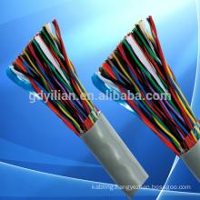 Best price 10/20/25/50/100pairs Cat5 Telephone Cable