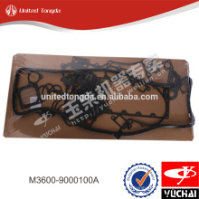 Yuchai yc6M overhaul gasket kit M3600-9000100A