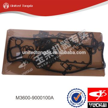 Yuchai yc6M revisão kit de vedação M3600-9000100A