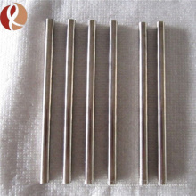 Haste da liga do tungstênio de WNiFe usada para a fornalha de quartzo
