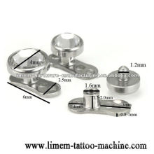 dermal anchor piercing jewelry