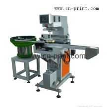 tape seal automatic pad printing machine