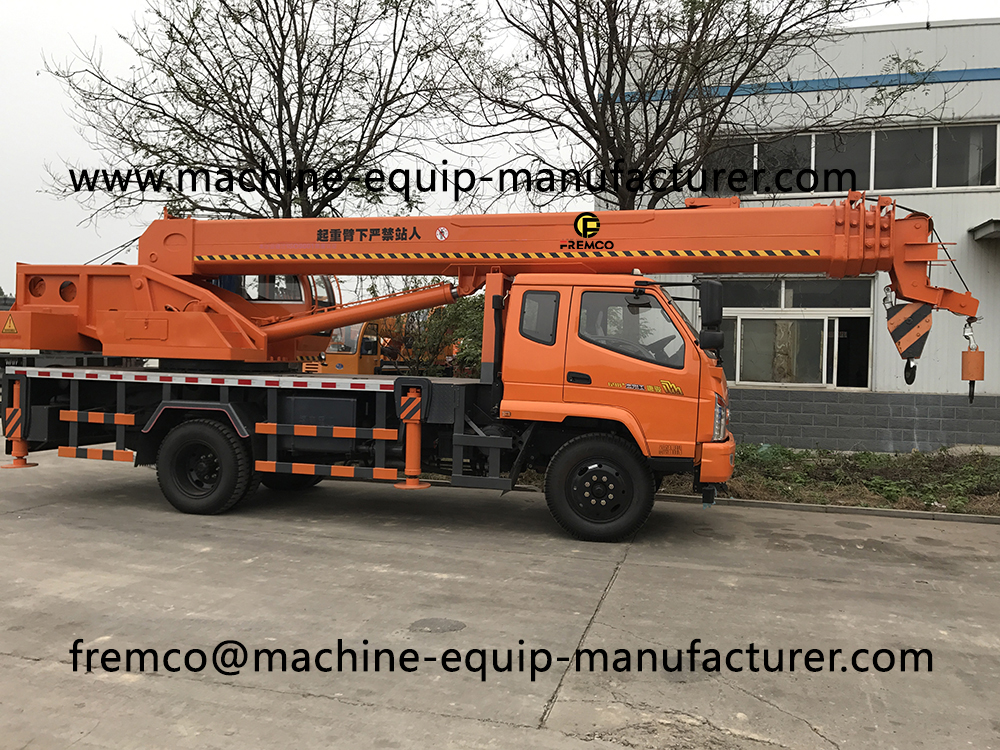 Truck Cranes With Low Price