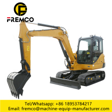 Heavy Duty Digging Machine in Shandong