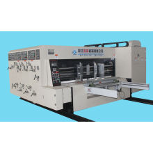 300×400mm Min.coverage Size High-speed Auto Printing Slotting Die-cutter Carton Machinery