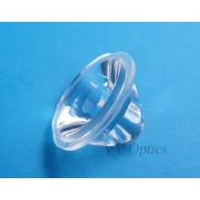 50W Optical Glass LED Lens for LED Light