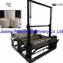 Good Quality Fully Auto Nonwoven Cloth Roll Cutting Machine