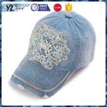 El nuevo diseño único de vanguardia lavó el precio razonable del sombrero